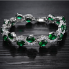 Green Emerald Exquisite Bracelet - Florence Scovel - 2