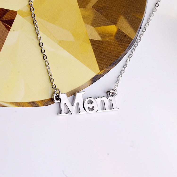 Mom  Pendant - Florence Scovel - 4