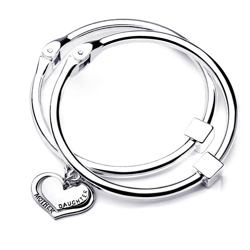 Mother Daughter Round Bangle Set - Florence Scovel - 1