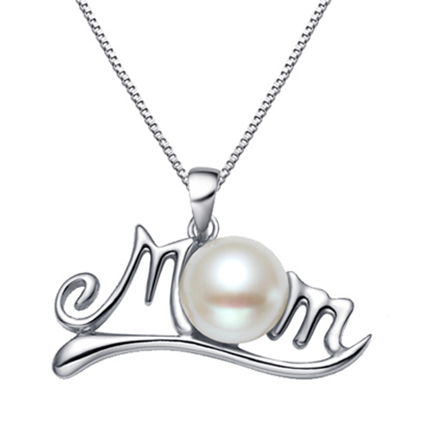 Pearl Mom Necklace - Florence Scovel - 1