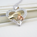 Mother's Hand Pendant - Florence Scovel - 3