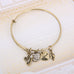 Music Note Charm Bangle - Florence Scovel - 6