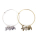 Music Note Charm Bangle - Florence Scovel - 3