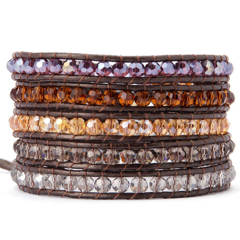 Mystical Night Wrap Bracelet - Florence Scovel - 1