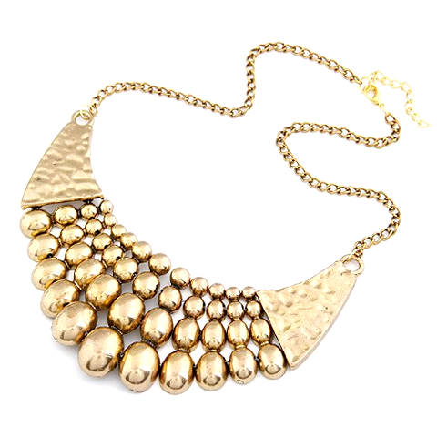 Bold Statement Necklace - Florence Scovel
