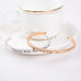 Positive Mind Positive Vibe Positive Life Cuff Bangle - Florence Scovel - 3