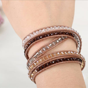 Royal Wrap Bracelet - Florence Scovel - 3