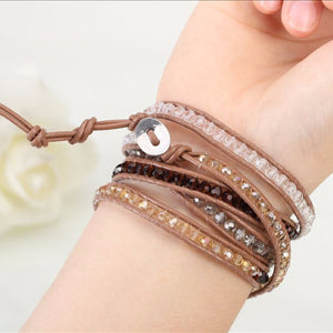 Royal Wrap Bracelet - Florence Scovel - 2