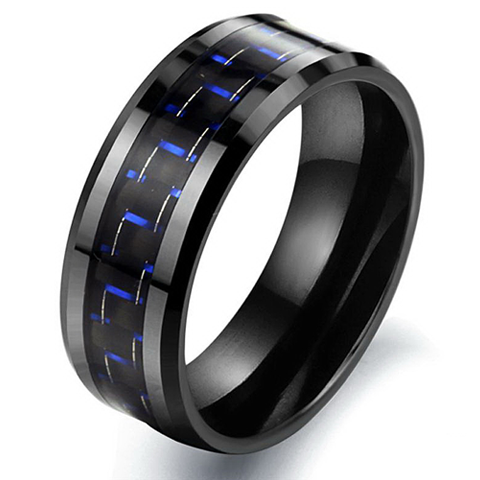 Modern Tech Men's Ring - Florence Scovel