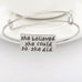 She Believed Adjustable Charm Bangle - Florence Scovel - 4