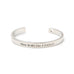 Shine Bright Like A Diamond Cuff Bangle - Florence Scovel - 4