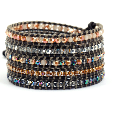 Starry Night Wrap Bracelet - Florence Scovel - 1