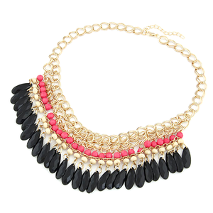 Traditional Statement Necklace - Florence Scovel - 4