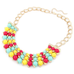 Frost Statement Necklace - Florence Scovel - 1