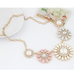 Floral Classic Statement Necklace - Florence Scovel - 4