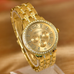 Exquisite Gold Plated Watch - Florence Scovel - 1