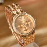 Exquisite Gold Plated Watch - Florence Scovel - 3