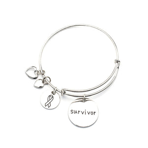 Survivor Charm Bangle - Florence Scovel - 2