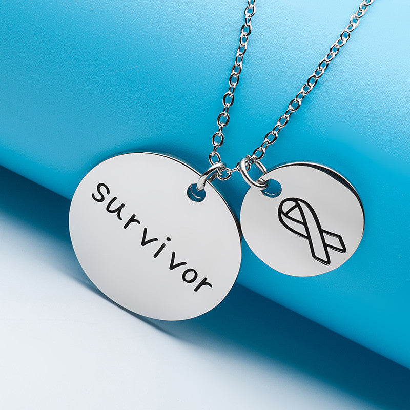 Survivor Necklace - Florence Scovel - 1