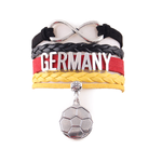 Team Germany Boho Vintage Bracelet
