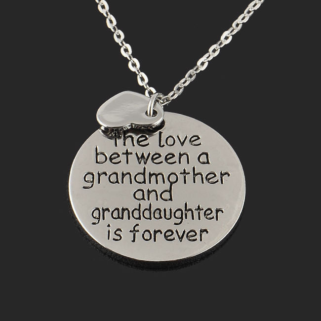 The Love Between A Grandmother And Granddaughter Is