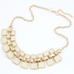 Bling Statement Necklace - Florence Scovel - 6