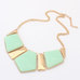 Candy Color Collar Statement Necklace - Florence Scovel - 6
