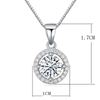Circle Crystal Pendant - Florence Scovel - 3