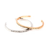 What If I Fall ? What If You Fall ? Cuff Bangle - Florence Scovel - 1