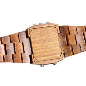 Luxury Sandalwood Analog Watch - Florence Scovel - 5