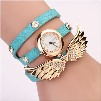 Angel Wing Wrap Watch - Florence Scovel - 1