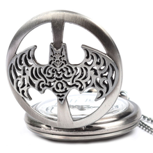Batman Half Hunter Pocket Watch - Florence Scovel - 5