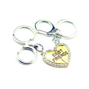 Best Friends Keychain - Florence Scovel - 2