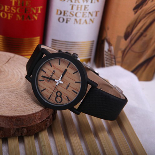 Men's Quartz Wooden Watch - Florence Scovel - 3