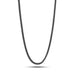 Black Rhodium Men's Chain - Florence Scovel - 2