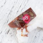 Ethereal Blossom Flower Wood Ring - Florence Scovel - 3
