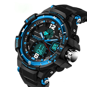 Men's Blue Sport Watch