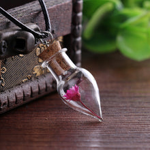 Cone Shape Bottle Necklace For Women - Florence Scovel - 2