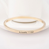 Actually I Can Bangle - Florence Scovel - 3