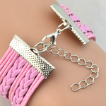 Pink Angel Cancer Awareness Bracelet - Florence Scovel - 2