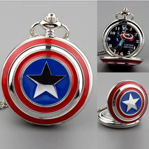 Captain America Pocket Watch - Florence Scovel - 3