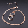 Rose Gold Cat Pendant - Florence Scovel - 3