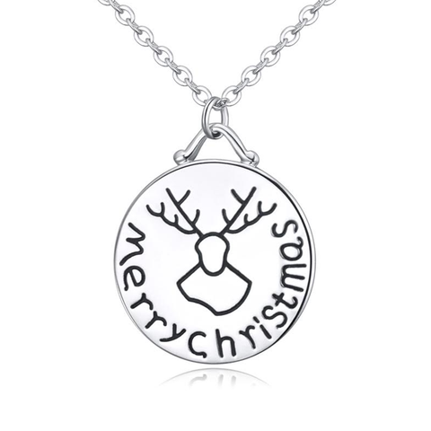 Reindeer Charm Pendant - Florence Scovel