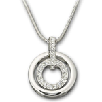 Circle Journey Florence Crystal Pendant - Florence Scovel