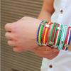 Team Lithuania Flag Bracelet - Florence Scovel - 4