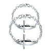Unisex Cross Chain Bracelet - Florence Scovel - 5