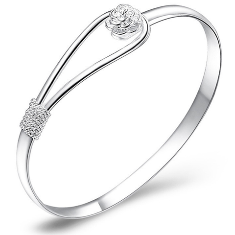 Crystal Rose Bangle - Florence Scovel - 1