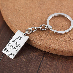 Family Love Keychain set