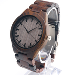 Dark Wood Watch - Florence Scovel - 2