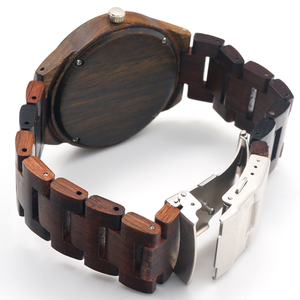 Dark Wood Watch - Florence Scovel - 5